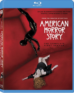 American Horror Story: Season 1 Blu-ray Nuevo Y Sellado