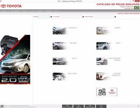 Catálogo Eletrônico De Peças Toyota Previa 90 91 92 93 97