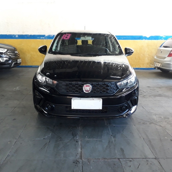 Fiat Argo 1.0 Drive Flex - 2018