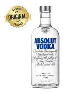 Vodka Sueca Garrafa Original 750ml - Absolut