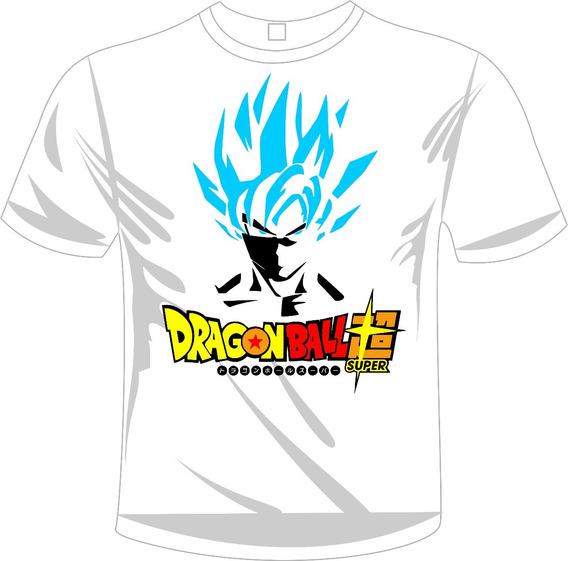 Playera Dragon Ball Super Goku