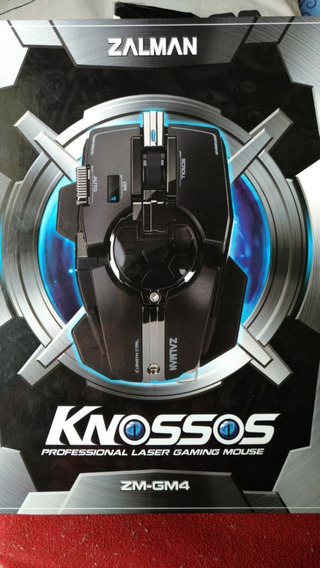 Mouse Profissional Zalman Laser Gaming Limited Edition