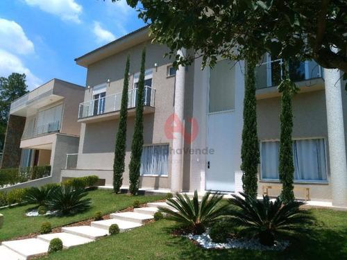 Alpha Conde - Casa Com 5 Suítes À Venda, 613 M² - Alphaville - Barueri/sp - Ca5766