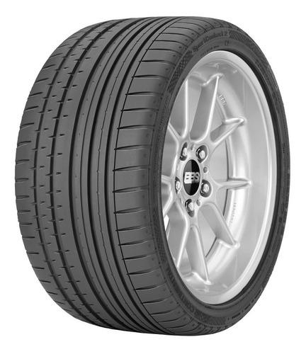 Neumático Continental Sport Contact 2 Ssr 225/50 R17 98w Xl