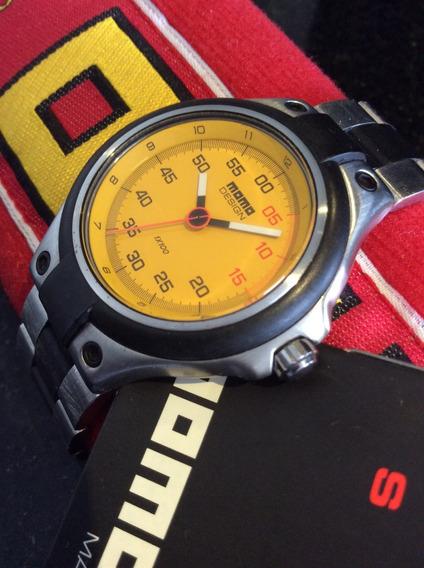 Relógio Masculino Momo Design Speed Md-013 Original