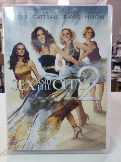 Dvd Filme Sex And The City 2 Original Lacrado
