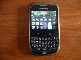 Celular Blackberry Curve 9300 Para Personal