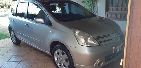 Nissan Livina 1.8 Sl Flex Aut. 5p 2012
