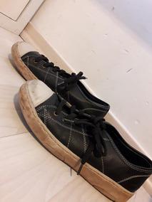 Negro De Cuero Para Zapatillas Salir vn0mN8w
