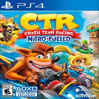 Oni Games - Crash Team Racing Nitro Fueled Ps4