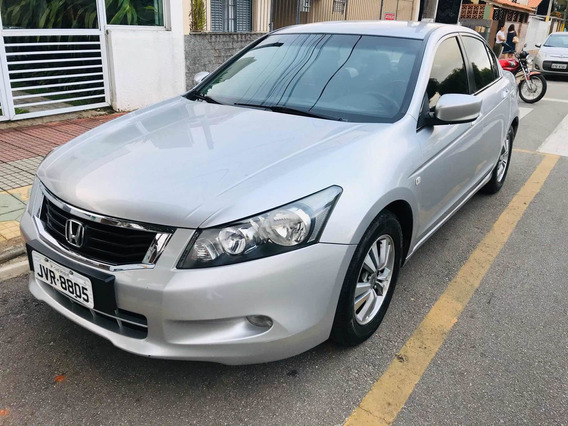 Honda Accord 2.0 Lx 4p 2009