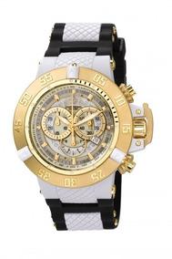 Relógio Invicta Noma 3 Subaqua 0928 Original