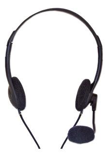Audifono Star Tec Bolsa St-hs-102a Negro