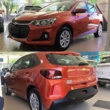 Nuevo Chevrolet Onix Lt 1.2(lc)