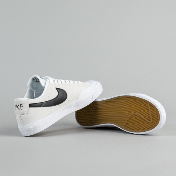 Tênis Nike Sb Blazer Zoom Low Xt Summit/white/black Original