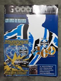 Revista Gool N100-especial 100 Anos Grêmio. Vários Pôsteres