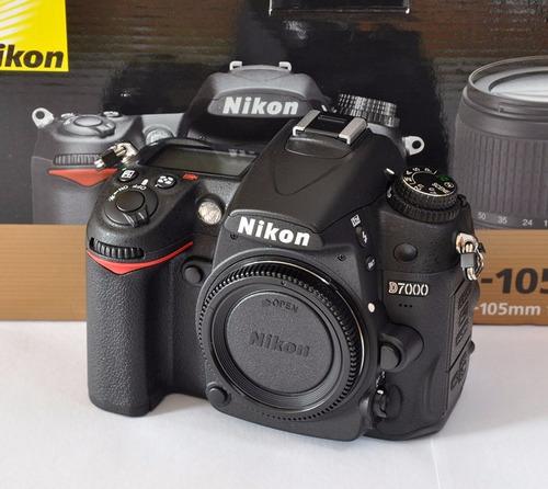 Vendo Super Camara Nikon D7000 Perfectas Condiciones