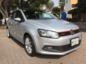 Volkswagen Polo Gti 1.4 Turbo 180 Hp!