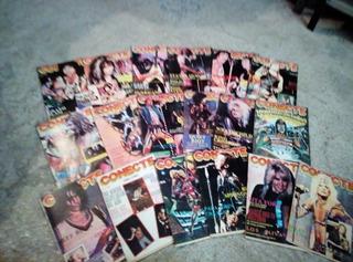 Conecte Decimo Lote 18 Revistas De La 371 A 390