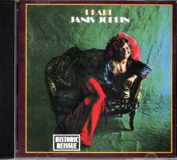 Cd Janis Joplin - Pearl