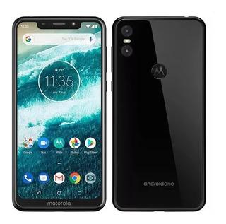 Celular Motorola One 64gb Ram 4gb Camara 13mpx Liberado