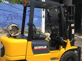 Montacargas Caterpillar 2005 De 5,000 Lbs Movimiento Lateral