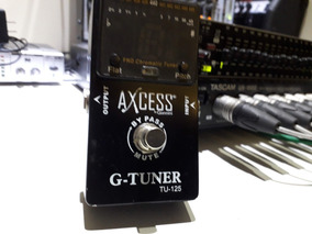 Pedal G-tuner Axcess