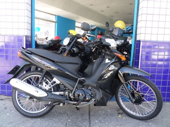 Yamaha Crypton 115 K 2010 Preta Cod:.1011