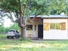 Chascomús La Escondida Alojamiento Cabaña Alquiler Temporar