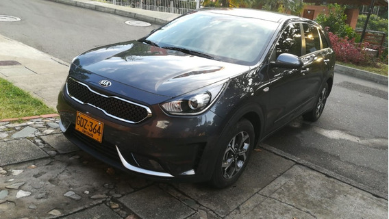 Kia 2019 1.6hibrido At Cuero Llave Intelligente 2019