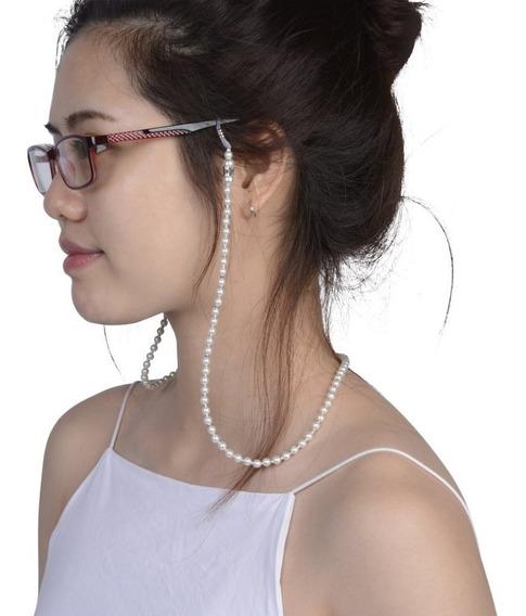 Cordão Cordinha Corrente Pérola String Óculos Leitura 128