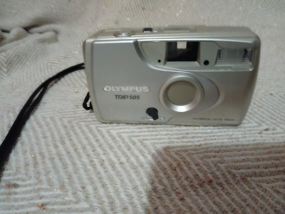 Camera Fotografica Olympus Trip 505 Olympus Lens 28mm