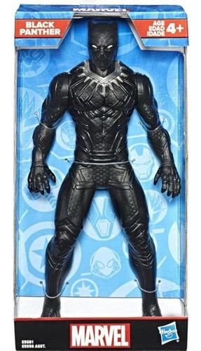 Imagem 1 de 1 de Boneco Avengers Black Panther Olympus Hasbro