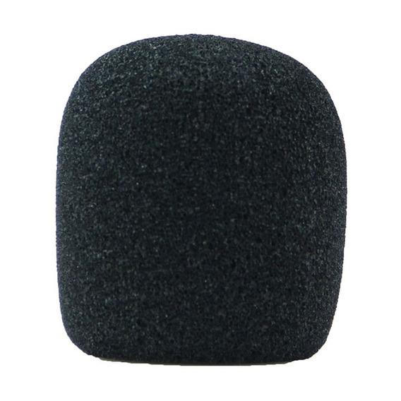 Espuma De Microfone Preta Gm 515 B - Csr Imperdível