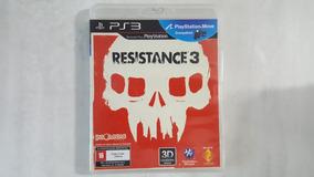 Jogo Resistance 3 - Original - Ps3