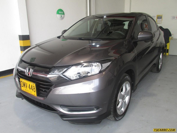 Honda Hrv X-tyle Sdr 2wd Lx Cvt
