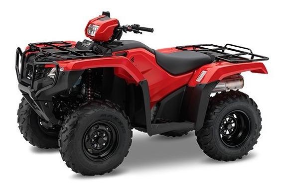 Honda Trx 520 Fm Reserva El Tuyo Honda Guillon +