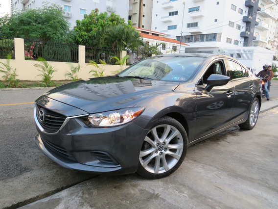 Mazda 6 Año 2014 (touring)