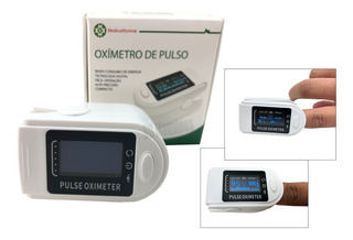Oxímetro De Pulso Dedo Digital Selo Anvisa Medical System