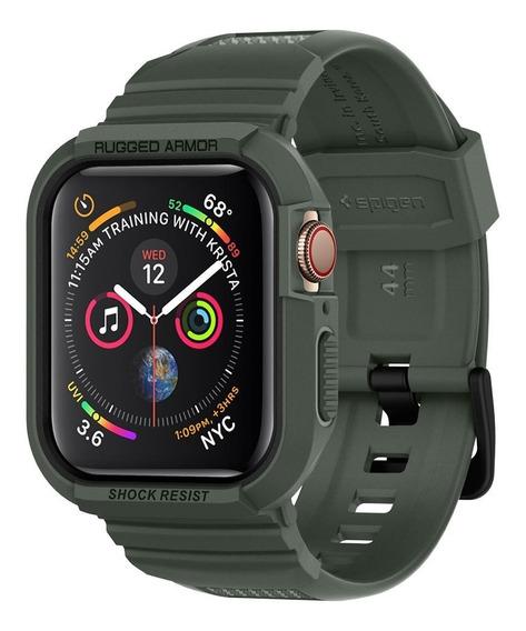 Apple Watch 4 44mm Correa Extensible Rugged Armor Pro Tpu