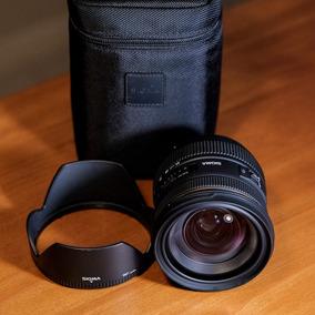 Lente Sigma 24-70mm F/2.8 Hsm If Ex Dg Para Nikon