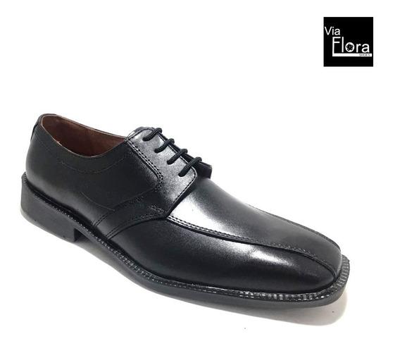 Zapato De Vestir De Hombre Cuero Envio Gratis (23/1141)