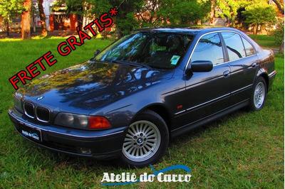 Bmw 540i 1997 V8 2º Dono - Manual N Fiscal - Vendida