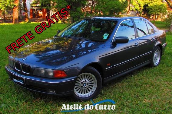 Bmw 540i 1997 V8 2º Dono - Manual N Fiscal - Vendida