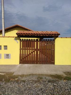 Linda Casa À 600 Metros Da Praia!! Ref. 6626l