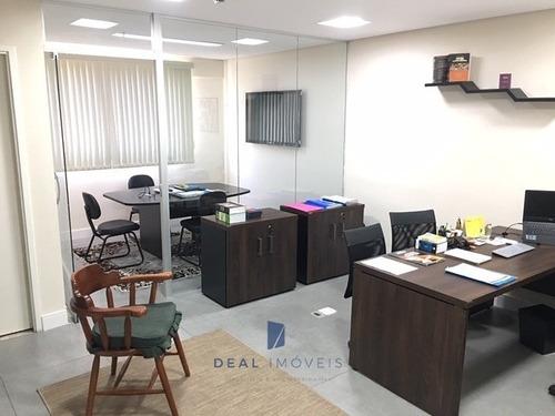 Sala Comercial 32 M2 Venda Alto Da Boa Vista - 07566-1