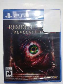 Resident Evil Revelation 2.-ps4