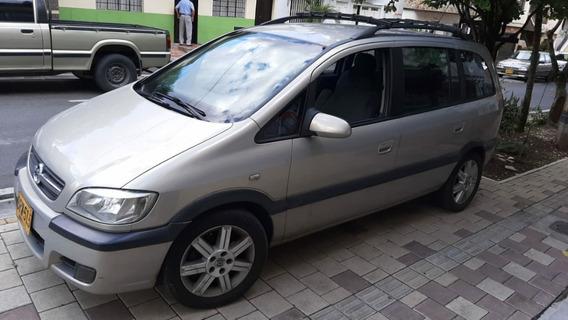 Mercedes-benz Sprinter Chevrolet Zafira 2.0 2005