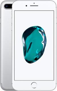 iPhone 7 Plus 32gb Silver - Cuotas Leer -funda + Vidrio Temp