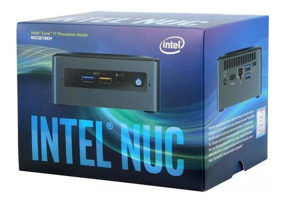 Mini Pc Intel Nuc8i7beh Intel Core I7 2.7ghz